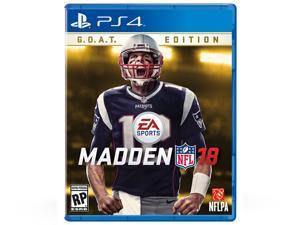 Madden NFL 18 G.O.A.T. Edition - PlayStation 4