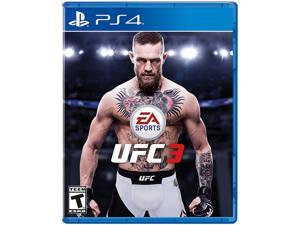UFC 3 (Bilingual: US/MX) - PlayStation 4