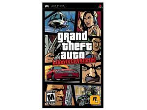 Grand Theft Auto: Liberty City Stories PSP Game Rockstar Gaming