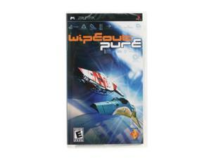 Wipeout Pure PSP Game SONY