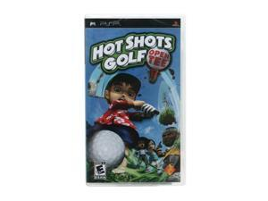 Hot Shots Golf: Open Tee PSP Game SONY