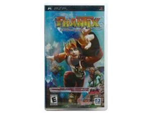 Frantix PSP Game SONY