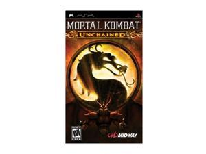 Mortal Kombat: Unchained PSP Game MIDWAY