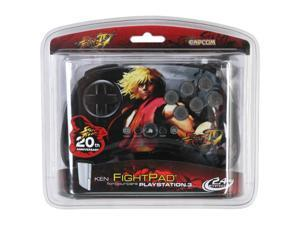 MadCatz  Official Street Fighter IV FightPad for Sony PS3 - Ken