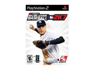 Major League Baseball 2k7 PlayStation 2 (PS2) Game 2K SPORTS