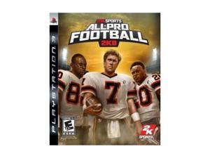 All Pro Football 2k8 Playstation3 Game