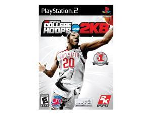 College Hoops 2K8 Playstation 2 Game 2K SPORTS