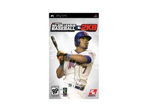 Major League baseball 2k8 PSP Game 2K Games