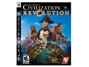 Sid Meier's Civilization Revolution Playstation3 Game 2K