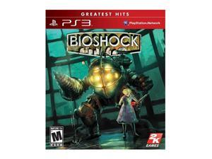 Bioshock Playstation3 Game 2K