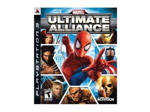 Marvel Ultimate Alliance Playstation3 Game