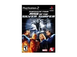 Fantastic 4: Rise of the Silver Surfer Game