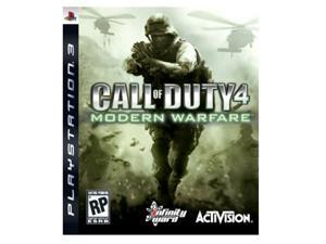 Call of Duty 4: Modern Warfare Playstation3 Game Activision