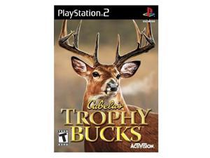 Cabela's Trphy Bucks PlayStation 2 (PS2) Game Activision