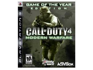 Call of Duty 4 Game of the Year Edition Playstation3 Game Activision