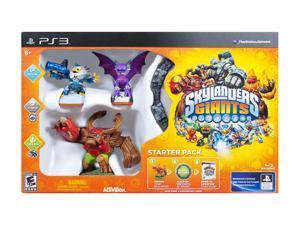 Skylander Giants Starter Kit Playstation3 Game