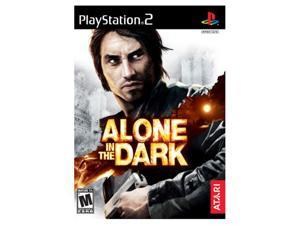 Alone in the Dark PlayStation 2 (PS2) Game ATARI