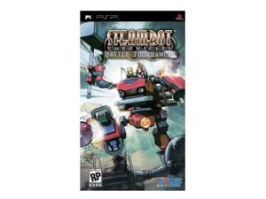 Steambot Chronicles: Battle Tournament PSP Game ATLUS