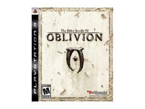 The Elder Scrolls IV: Oblivion Playstation3 Game Bethesda