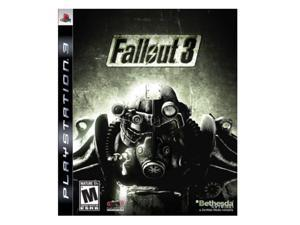 Fallout 3 Playstation3 Game Bethesda