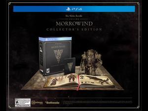 The Elder Scrolls Online: Morrowind - Collector's Edition - PlayStation 4
