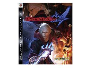 Devil May Cry 4 Playstation3 Game CAPCOM