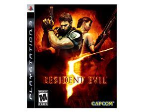 Resident Evil 5 Playstation3 Game CAPCOM