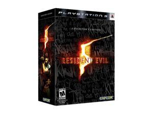 Resident Evil 5 Collector Edition Playstation3 Game