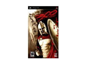 300: March to Glory PSP Game Eidos