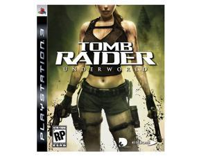 Tomb Raider: Underworld Playstation3 Game Eidos