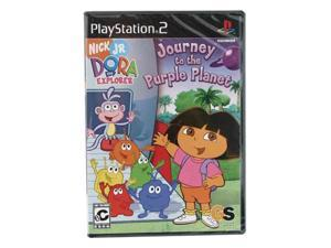 Dora The Explorer: Journey to Purple Planet Game