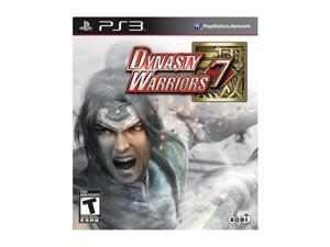 Dynasty Warriors 7 Playstation3 Game