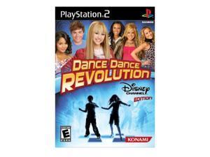 Dance Dance Revolution: Disney Channel Game
