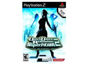 Dance Dance Revolution: SuperNova 2 PlayStation 2 (PS2) Game KONAMI