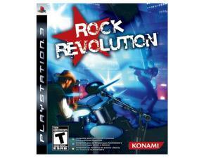 Rock Revolution Playstation3 Game KONAMI