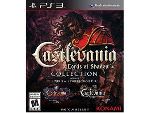 Castlevania: Lords of Shadow Collection PlayStation 3
