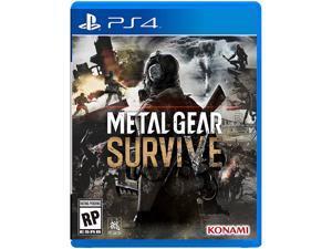 Metal Gear Survive PlayStation 4