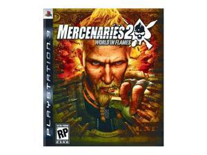 Mercenaries 2: World in Flames Playstation3 Game EA