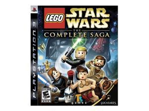 Lego Star Wars: The Complete Saga Playstation3 Game LUCASARTS