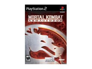 Mortal Kombat: Armageddon Playstation 2 Game MIDWAY