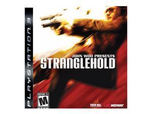 John Woo Presents Stranglehold Playstation3 Game