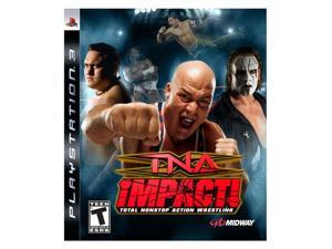 TNA Impact! Playstation3 Game