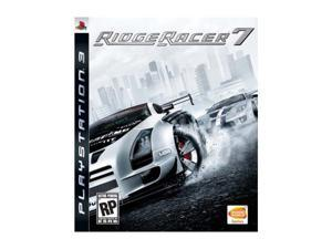 Ridge Racer 7 Playstation3 Game NAMCO BANDAI Games