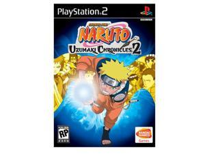 Naruto Uzumaki Chronicles 2 Playstation 2 Game namco