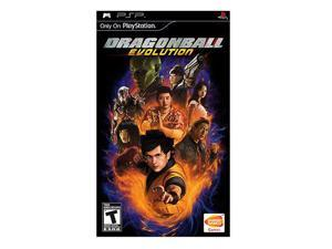 Dragon Ball: Evolution PSP Game Namco