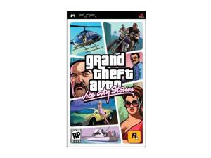 Grand Theft Auto: Vice City Stories PSP Game Rockstar