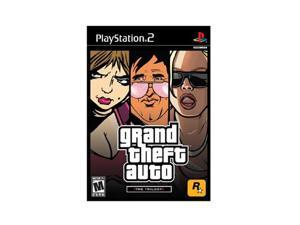 Grand Theft Auto The Trilogy Game