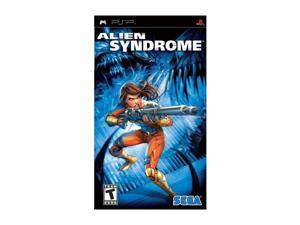 Alien Syndrome PSP Game SEGA