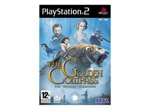 The Golden Compass PlayStation 2 (PS2) Game SEGA