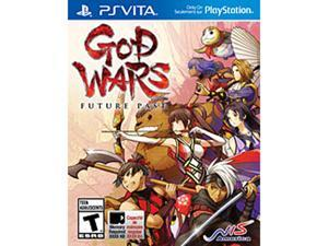 God Wars: Future Past - PlayStation Vita